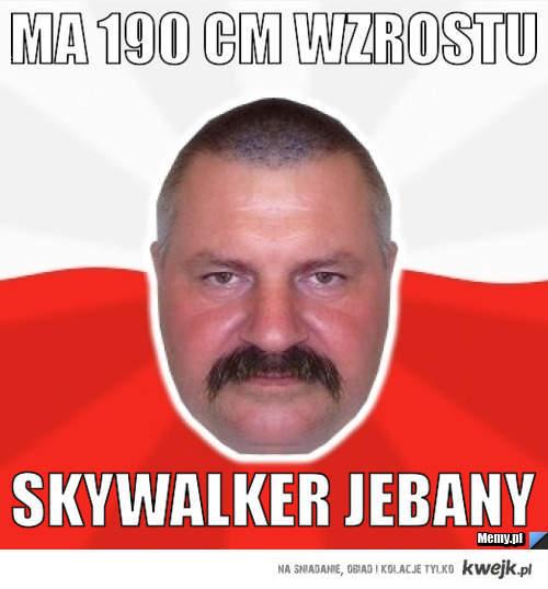 Skywalker jebany