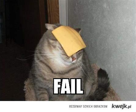 Kto z serem na głowie