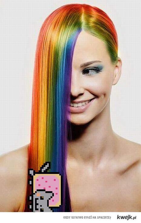 nyan hair