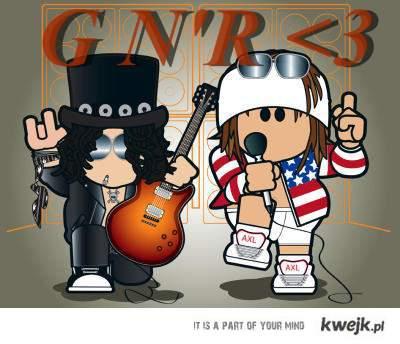 G N' R <3