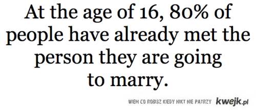 16 marry