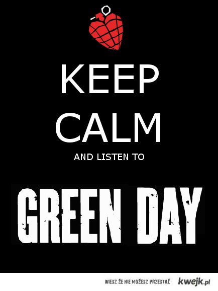 green day rules