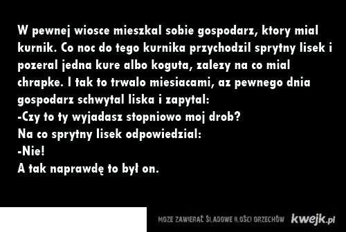 Dowcip o Lisku