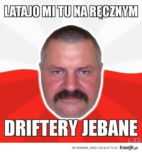 Driftery