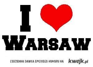Kocham Warszawę