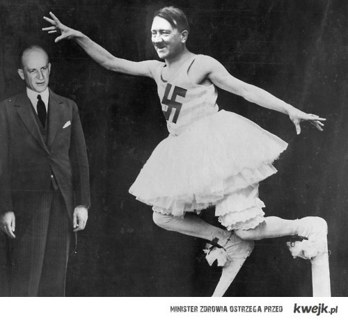 Baletnicowy hitler