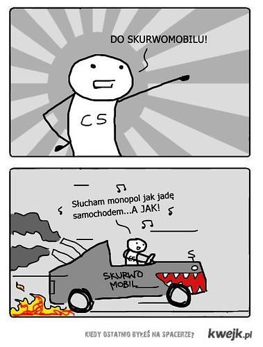 Skurwomobil
