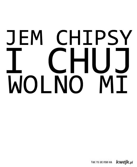 Jem chipsy
