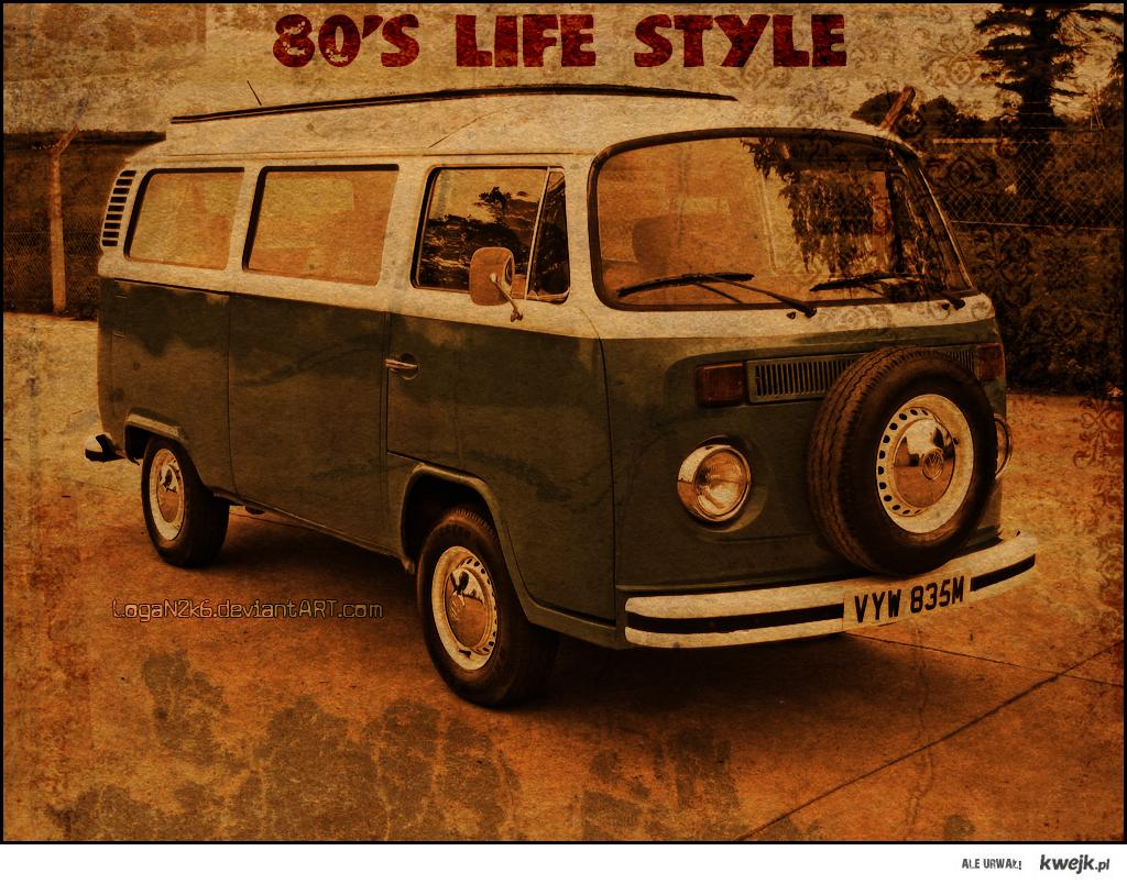 wspaniałe lata 80 :)