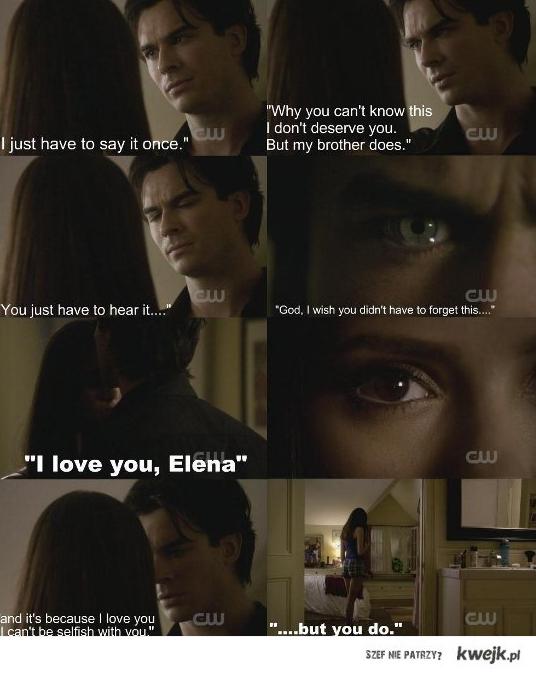 Elena i Damon