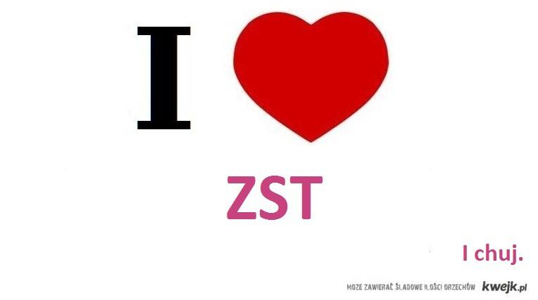 I <3 ZST