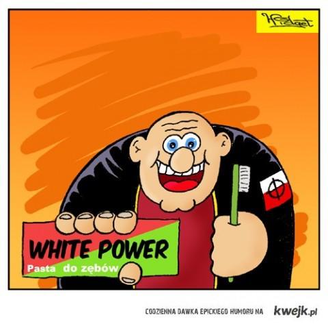 White power