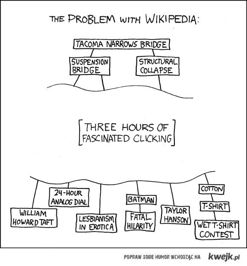 Co jest nie tak z Wikipedią?