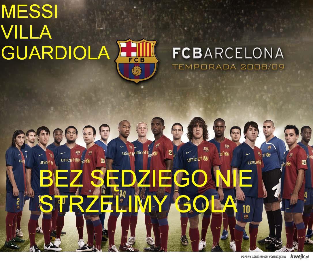 Wielka FC Barcelona