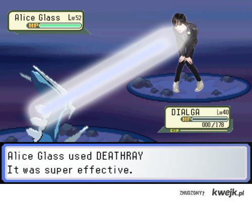 alice glass deathray