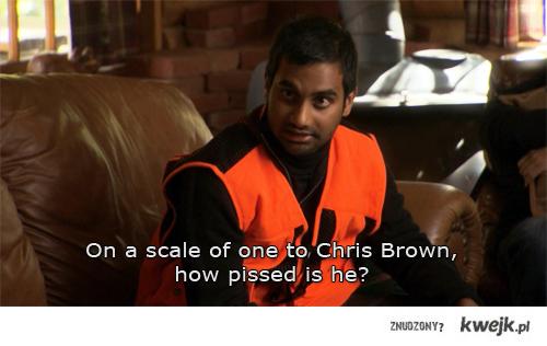 W skali od 1 do Chrisa Browna