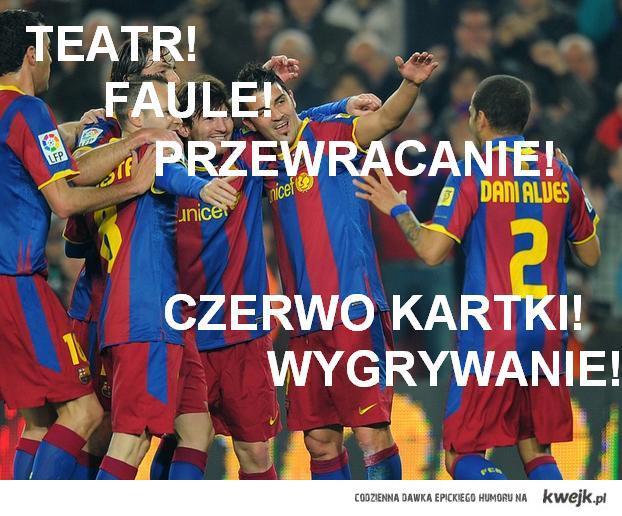 Taktyka Barcelony