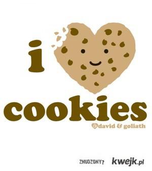 i ♥ cookies.