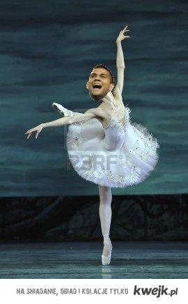 Byli już aktorzy, czas na baletnice!