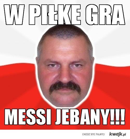 Messi jebany