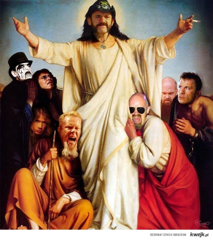 lemmy  jezus
