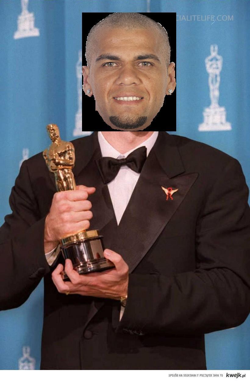 Oscar za najlepszego aktora dla DANIEGO ALVESA