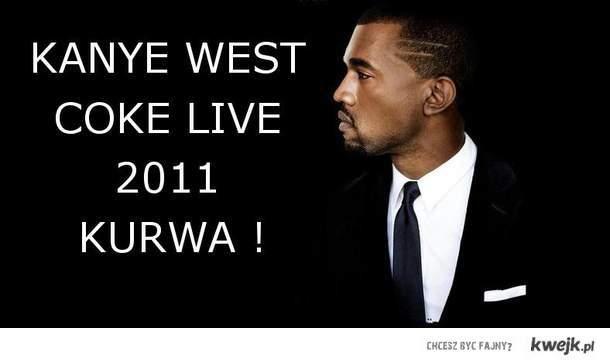 Kanye w Polsce