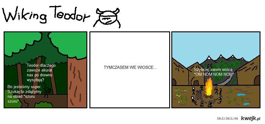 Wiking Teodor