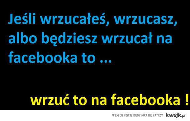Na facebooka