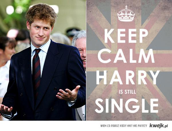 wciąż jest Harry