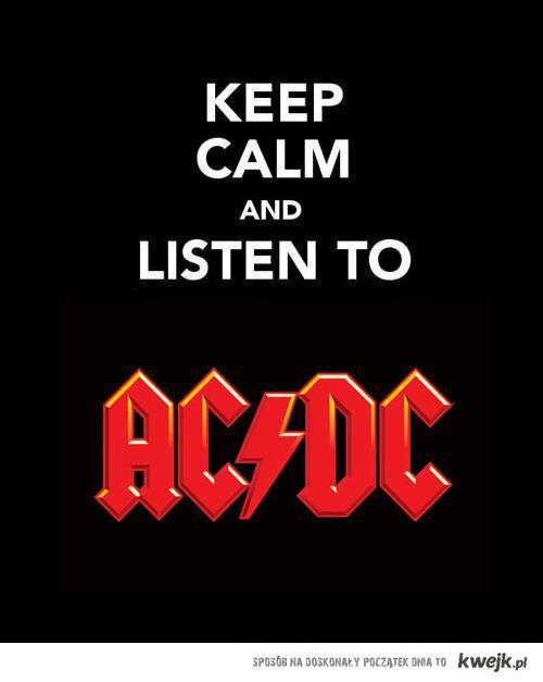 Słuchaj ac/dc