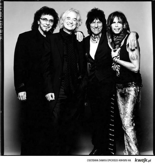 Tony, Jimmy, Jeff and Steven