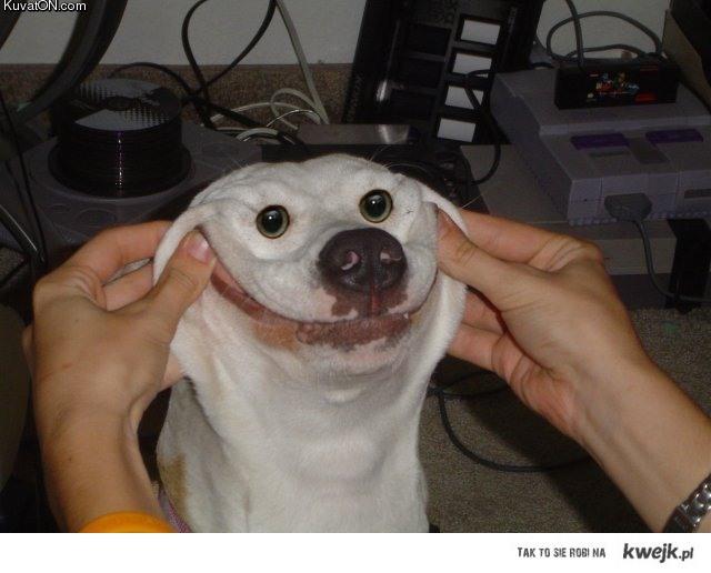 Smile(;