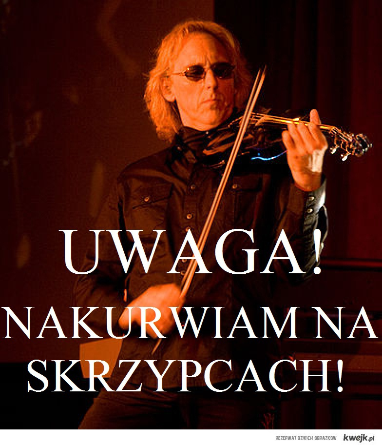 Wirtuoz skrzypiec