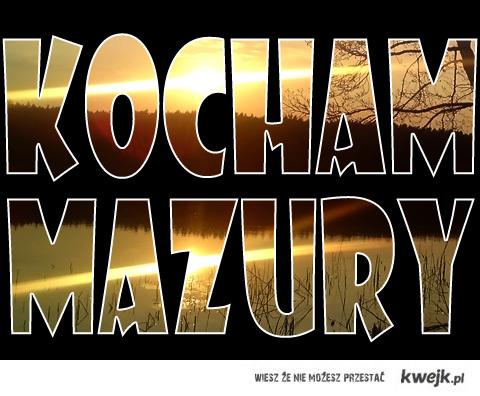 Kocham Mazury