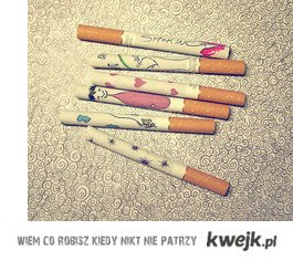Happy cigarettes