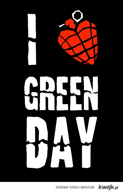 I ♥ Green Day