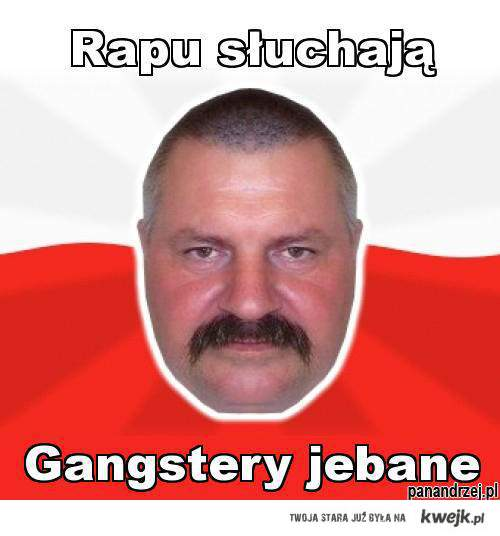 Pan Andrzej i rap
