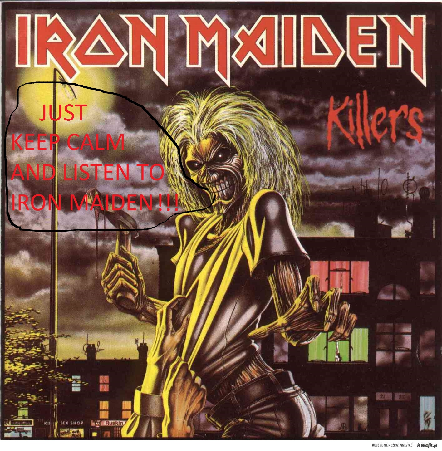 Up the Irons !!!