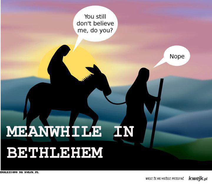 minewhile in bethlehem