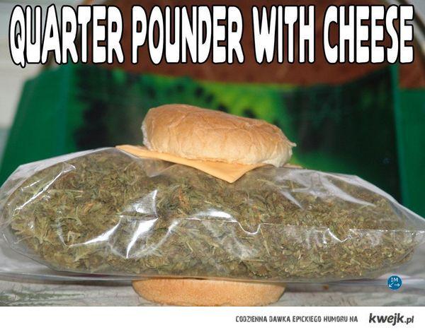 ćwierćfunciak z serem