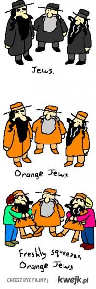 Orange jews