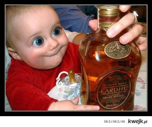 Już od małego wie co dobre