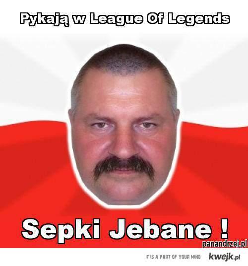 Pykają w League Of Legends