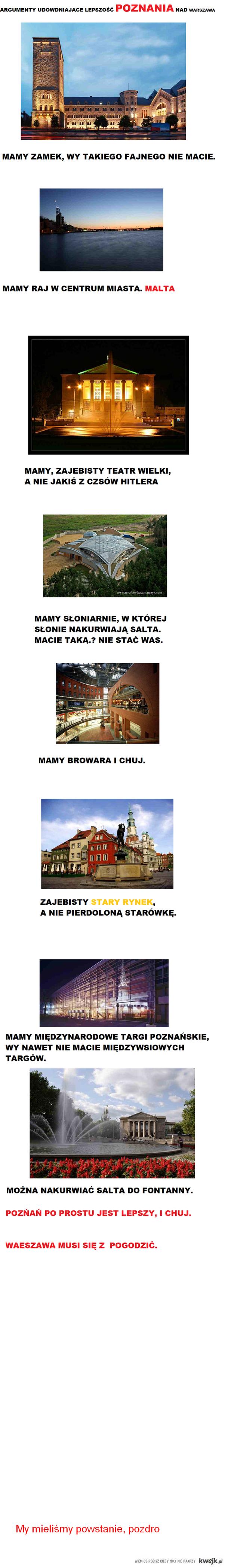 warszawa>poznan