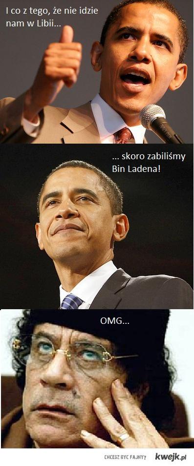 Złapaliśmy Bin Ladena