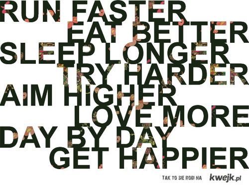 get happier