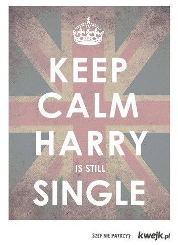 harry is still single