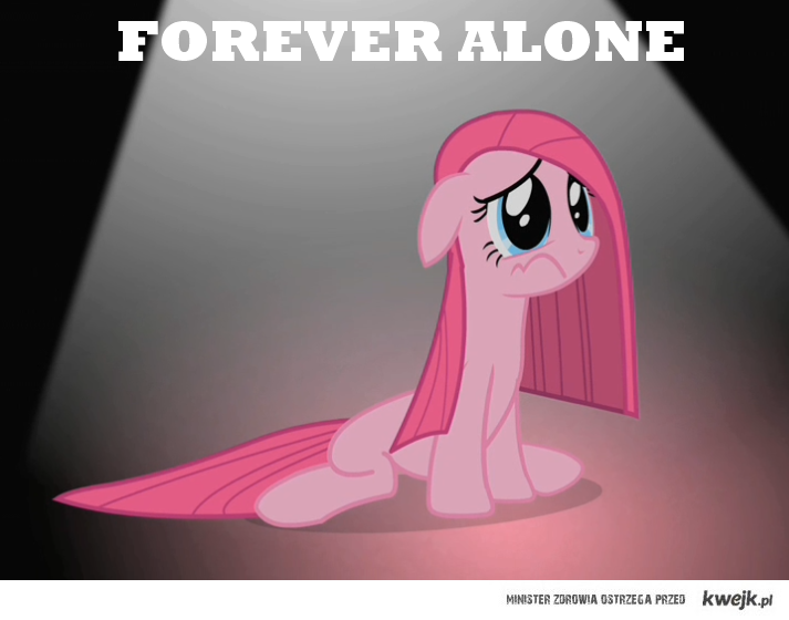 Forever Pinkie