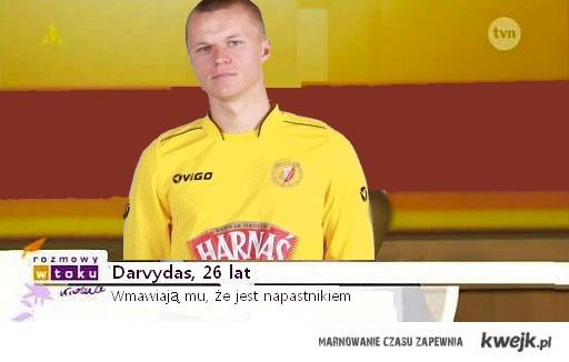 Darvydas, 26 lat